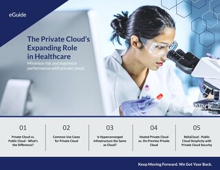 The Private Cloud Fit for Healthcare
