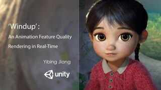 Windup An Animation Feature Quality Rendering in Real Time