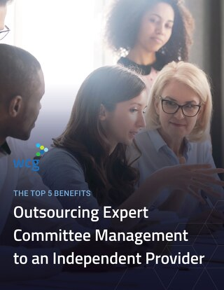 The Top 5 Benefits of Outsourcing Expert Committee Management to an Independent Provider