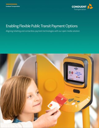 Aligning ticketing and contactless payment technologies with our open media solution