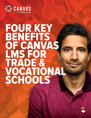 Four Key Benefits of Canvas for Trade and Vocational Schools