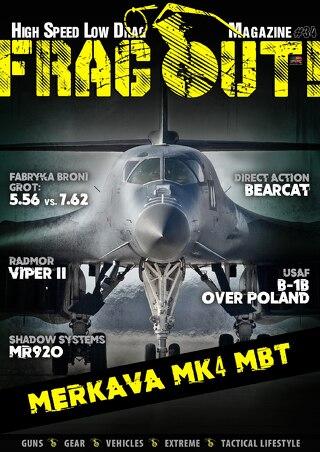 Frag Out! Magazine #34