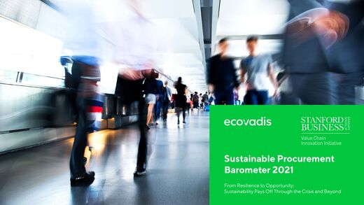 Barómetro de las compras sostenibles 2021