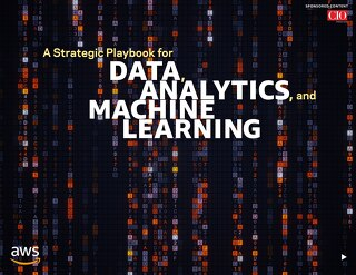 A strategic playbook for data, analytics and machine learning