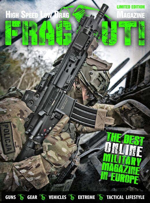 Frag Out! Magazine MSPO 2021