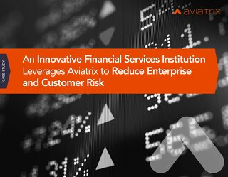 Financial Services Industry Case Study