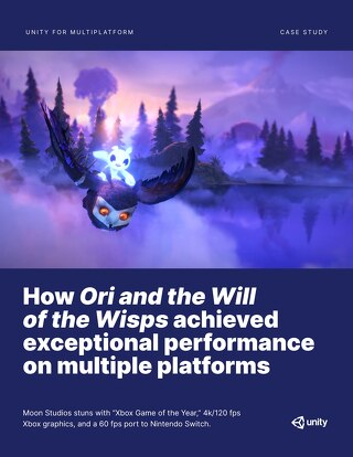 How Unity powered the creation of Ori: Will of the Wisps (and scaled it for Xbox AND Nintendo Switch)