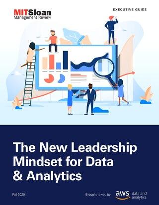 The New Leadership Mindset for Data & Analytics