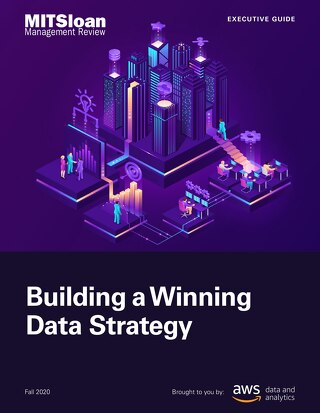 Building a Winning Data Strategy