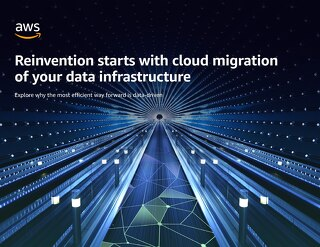 Reinvention starts with cloud migration of your data infrastructure