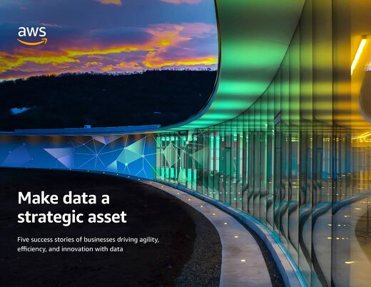 Make data a strategic asset