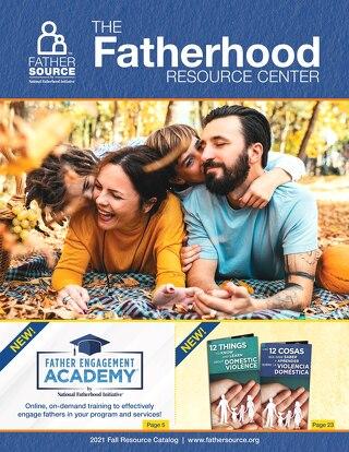FatherSource™ Fall 2021 Resource Catalog