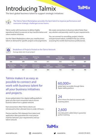 Talmix & Energy