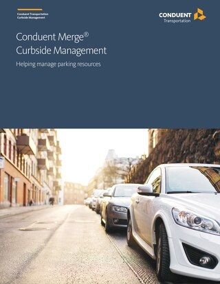 Conduent Merge® Curbside Management