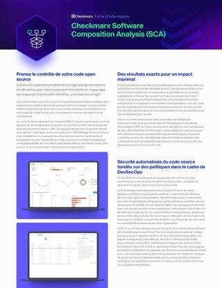 SCA French Datasheet 2021