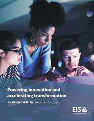 Powering Innovation and Accelerating Transformation (Solution Overview: Property and Casualty)