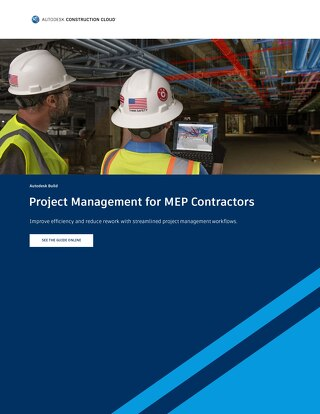 [Workflow Guide] Project Management for MEP Contractors