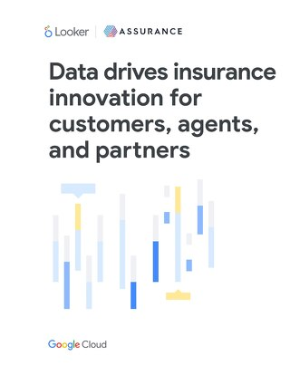 Data drives insurance innovation for customers, agents, and partners