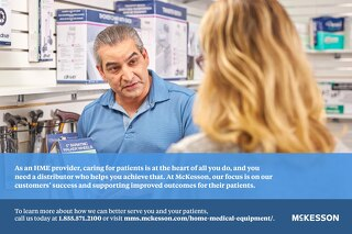 How we support home medical equipment providers