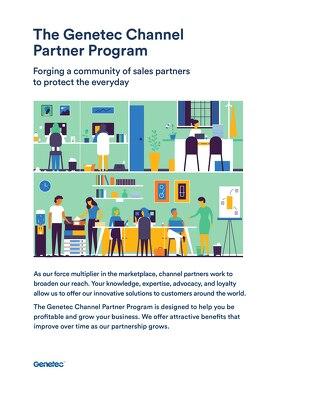 Genetec Channel Partner Program