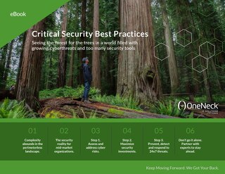 Critical Security Best Practices
