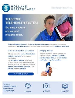 Holland Healthcare® TelScope Telehealth System