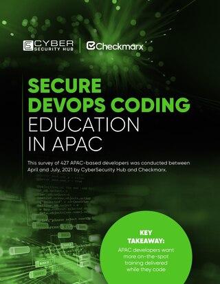 APAC Secure Coding Education Survey
