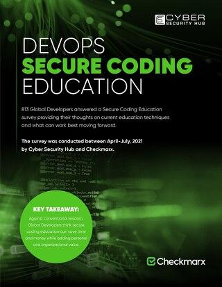 Global Secure Coding Education Survey 2021