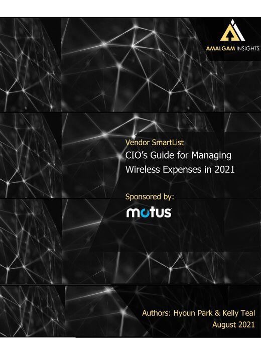 Vendor SmartList: CIOs Guide to Wireless Expenses in 2021