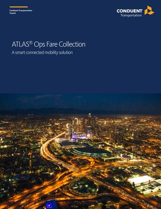 ATLAS® Ops Fare Collection: A smart connected mobility solution