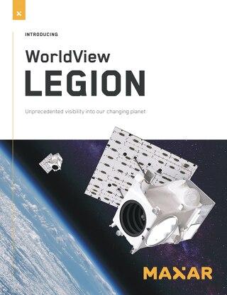 Introducing WorldView Legion