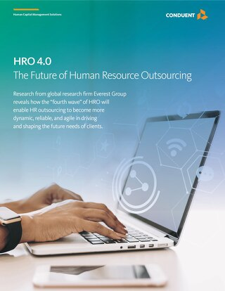 Everest Group - Human Resource Outsourcing (HRO)