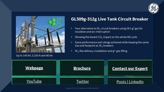2021 CIGRE Virtual Booth - GL312g