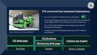 2021 CIGRE Virtual Booth - F35 universal GIS