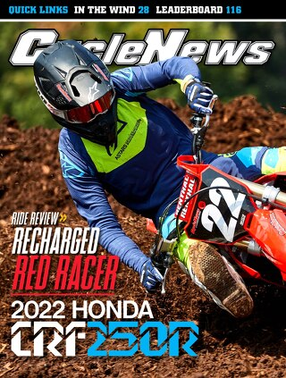 Cycle News 2021 Issue 39 September 28