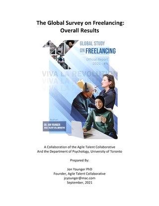 Global Survey on Freelancing 2021 Report