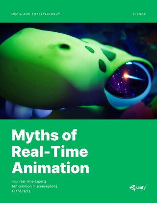 Myths of real-time animation