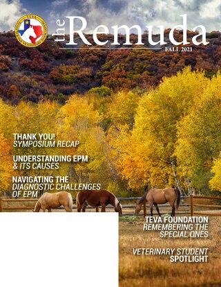 TEVA The Remuda Fall 2021 Issue