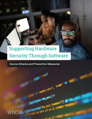 Supporting Hardware Security Through Software