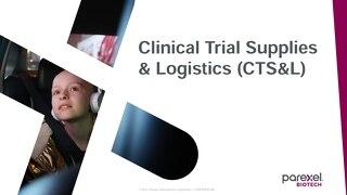 Clinical Trial Supplies & Logistics Capabilities