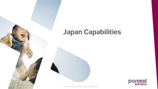 Japan Capabilities