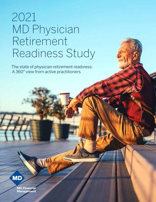 2021 MD Physician Retirement Readiness Study