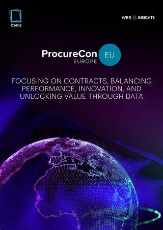 ProcureCon EU 2021 Benchmark Report