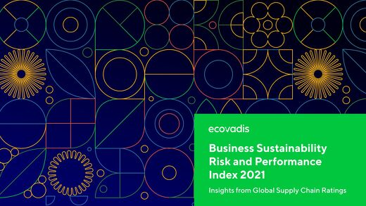 Indice Performance/Risque EcoVadis 2021