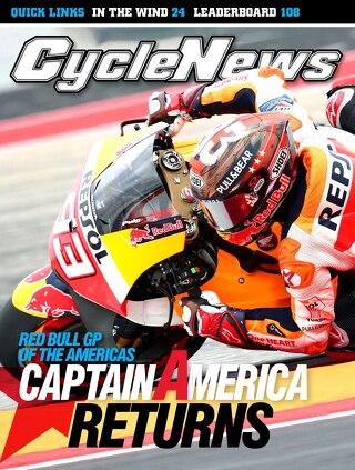 Cycle News 2021 Issue 40 October 5