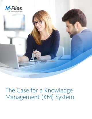 The Case for a Knowledge Management System