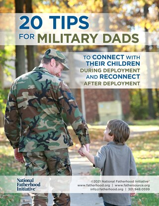 20 Tips for Military Dads