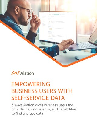 Empowering Business Users With Self-Service Data