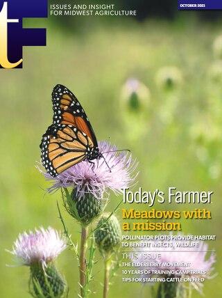 Oct 2021 Today's Farmer Magazine