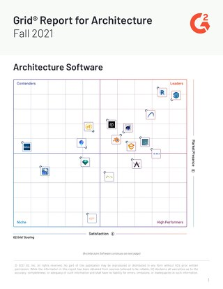 G2 Grid Report: Architecture Software